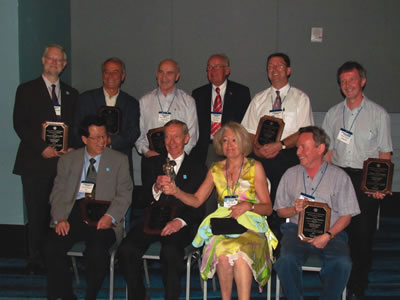 IUPAC's retiring officers